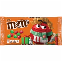 M&M'S Christmas Peanut Butter Chocolate Holiday Candy