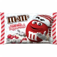 M&M'S Holiday White Peppermint Chocolate Christmas Candy