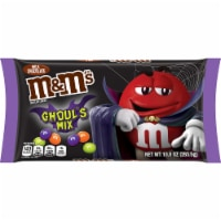 M&M's Ghoul's Mix Milk Chocolate Candies