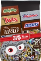 Mars Mixed Chocolate Halloween Variety Stand Up Pouch