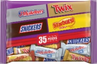 Mars Mixed Candy Halloween Bag 35 Count