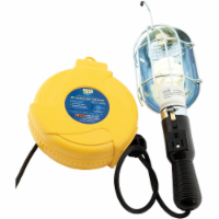 Alert Stamping 75W Incandescent Trouble Light with 20 Ft. Power Cord 920DT - 1