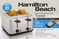 Hamilton Beach Brushed Stainless Steel Toaster - 1 ct