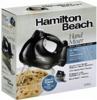 Hamilton Beach 6-Speed Hand Mixer - Black