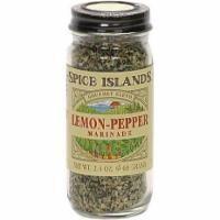 Spice Islands Lemon-Pepper Marinade