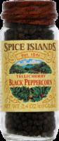 Spice Islands Whole Black Peppercorn Jar