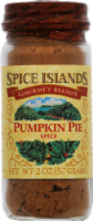 Spice Islands Pumpkin Pie Spice