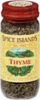 Spice Islands Thyme Jar