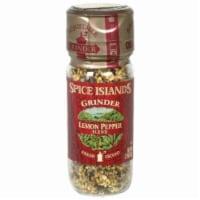 Spice Islands Lemon Pepper Grinder
