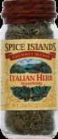 Spice Islands Italian Herb Seasoning Jar - 0.65 oz
