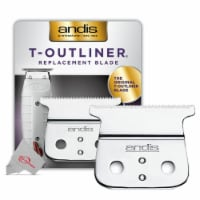 Andis T-outliner 04521 Carbon-steel Close-cutting Replacement Hair Trimmer Blade - 1