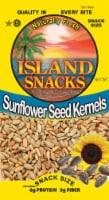 Island Snacks Sunflower Seed Kernels