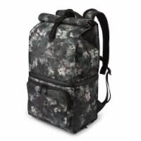 High Sierra Beach N Chill Cooler Backpack for Hiking and Biking, Urban Camo - 1 Piece