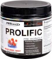 PEScience Prolific Pre-Workout