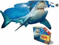 I AM Lil Shark 100 Piece Animal-Shaped Jigsaw Puzzle