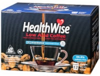 Healthwise Decaf Coffee K-Cup - 12 ct