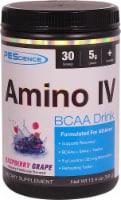 PEScience Amino IV Raspberry Grape