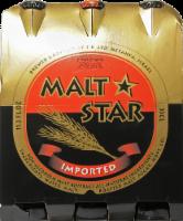 Malt Star Non-Alcoholic Beer