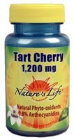 Nature's Life Tart Cherry 1200 mg Tablets - 30 ct