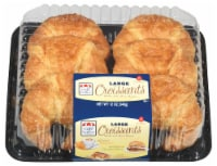 Cafe Valley Large Croissants 6ct