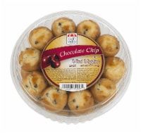 Cafe Valley Mini Chocolate Chip Muffins