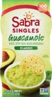 Sabra Singles Classic Guacamole Minicups