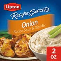Lipton Recipe Secrets Onion Soup & Dip Mix