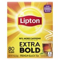 Lipton Extra Bold Premium Black Tea Bags