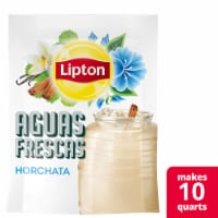 Lipton Aguas Frescas Horchata Sweetened Drink Mix