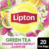 Lipton Orange Passionfruit Jasmine Green Tea Bags