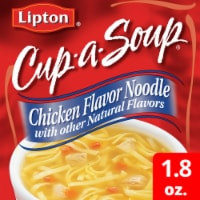 Lipton Cup-A-Soup Chicken Noodle with White Meat Instant Soup Mix