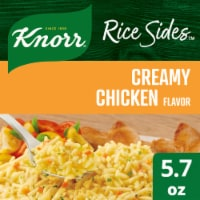 Knorr Rice Sides Creamy Chicken Flavor Rice and Pasta Blend