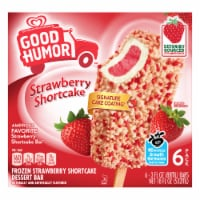 Good Humor Strawberry Shortcake Dessert Bar