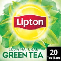 Lipton Natural Green Tea Bags