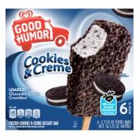 Good Humor Frozen Oreo Dessert Bars 6 Count