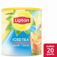Lipton Half & Half Lemonade & Sweetened Iced Tea Mix