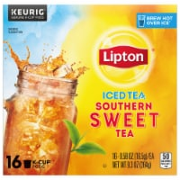 Lipton Southern Sweet Iced Tea K-Cup Pods