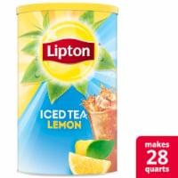 Lipton Lemon Sweetened Iced Tea Mix