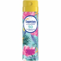 Coppertone Ultra Guard Sunscreen Lotion Spray SPF 50