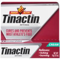 Tinactin Tolnaftate Antifungal Cream