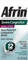 Afrin Severe Congestion Nasal Spray