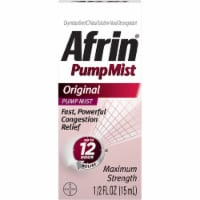 Afrin Original Pump Mist