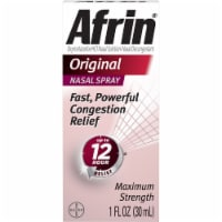Afrin Maximum Strength Original Nasal Spray