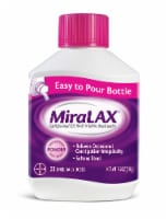 MiraLAX Laxative Powder for Gentle Constipation Relief
