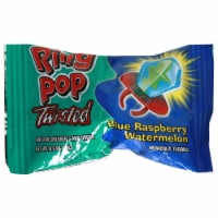 Ring Pop Twisted Blue Raspberry Watermelon