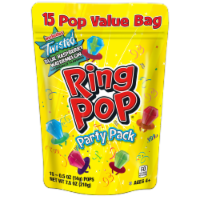 Ring Pop Party Pack Pops Value Pack 15 Count