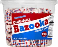 Bazooka Original Bubble Gum 225 Count
