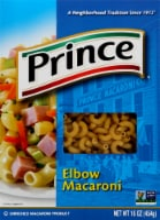 Prince Elbow Macaroni - 16 oz