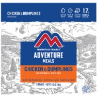 Mountain House Adventure Meals Freeze Dried Camping Meal - Chicken & Dumplings