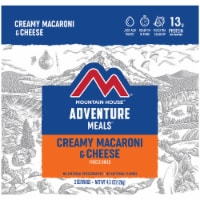 Mountain House Adventure Meals Freeze Dried Camping Meal - Creamy Macaroni & Cheese